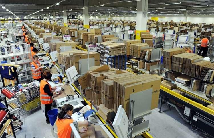 Amazon cerca 25 magazzinieri appartenenti alle categorie protette a Passo Corese