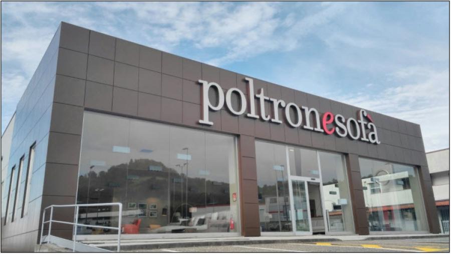 Lavoro facile poltronesof assume venditori arredatori for Poltrone e sofa pisa