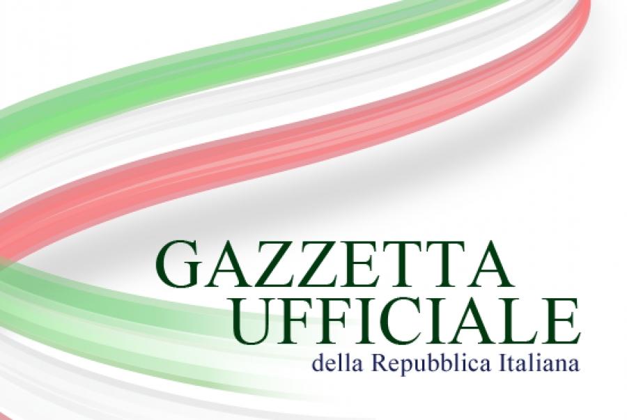 Risultati immagini per GAZZETTA UFFICIALE logo