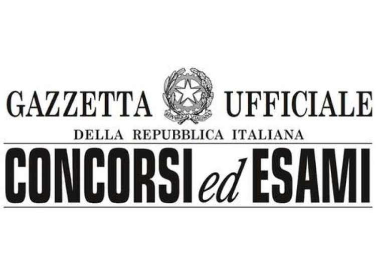 GAZZETTA N 98 DELL03911 DICEMBRE TUTTI I BANDI DI CONCORSO