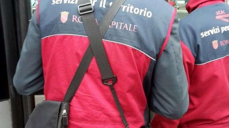 Risultati immagini per ATAC: 600 CONDUCENTI NOMINATI AGENTI DI POLIZIA AMMINISTRATIVA